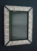 Photo frame 6″x4″ – Zebra Print PICFRZ