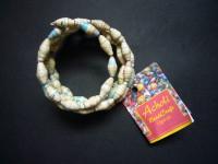 Bracelet – Rolled Paper Bead (Uganda) BPD1