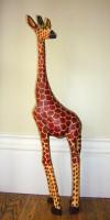 Giraffe 18″ – Jacaranda Wood GIR18