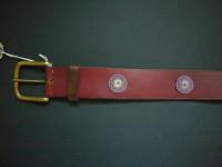 Beaded Masai Leather Belt – Medium MBelt5