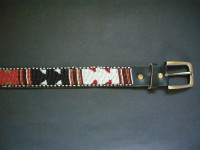 Masai Beaded Belt Med/Large – MBelt12