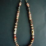 Mara Batik Short Necklace – MN1