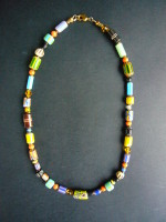 Mara Trade Bead Necklace – MNTB1