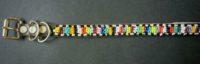 Masai Bead Pet Collar X Small – PETCOLLXS2
