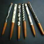 Wood Batik Handcrafted Pen – WBP1