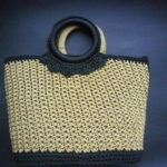 Large Handmade Crochet Bag/Holdall – CB2