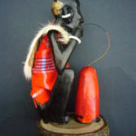 Masai Tribal Figure Ornament – MTO1