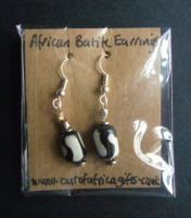 Mara Batik Earrings – EB2