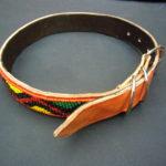 Masai Beaded Pet Collar Medium/Large – PETCOLLM4