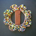 Kikoy Beaded Buckle – BUCKBL9