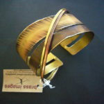 Creative Copper Bangle – SABC1