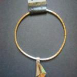 Jumali Silver Choker Necklace – SANS6