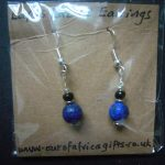 Lapis Lazuli Earrings – ME1