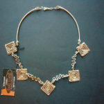 Jumali Silver 'Crazy Times' Necklace – SANS5