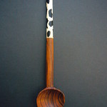 Olive Wood Small Spoon WBS1