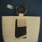 Large Natural Raffia Bag – MBL6