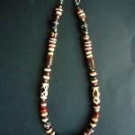 Mara Batik Short Necklace – MN1