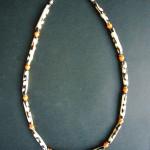 Batik Bone & Coral Short Necklace – MN8