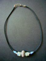 Trade Bead Necklace & Earrings Set – NTB5