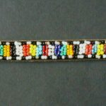 Masai Bead Pet Collar X Small – PETCOLLXS2