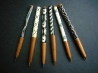 Wood Batik Handcrafted Pen – WBP1
