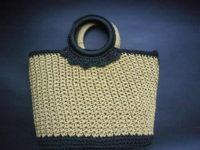 Large Handmade Crochet Bag/Holdall – CB2