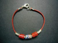Trade Bead (Millefiori) Bracelet – BTB2