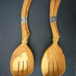 Large Salad Servers – SSB5
