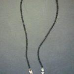 Bone Bead Sharps Necklace – NBS1