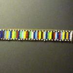 Masai Beaded Pet Collar Large – PETCOLLL1