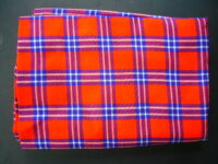 Masai Shuka Blanket Throw – MSH2