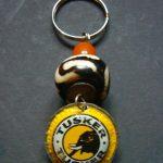 Keyrings / Bag Charms – Tusker Bottle Caps KEYR2
