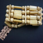 Camel Bone Stretch Chunky Bracelet – CBB1