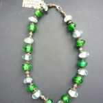 Chunky Glass Bead Necklace – MN19